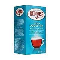 Red Rose Loose Tea 8 oz (Case of 6 boxes)