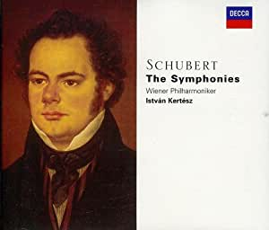 Schubert : Les Symphonies