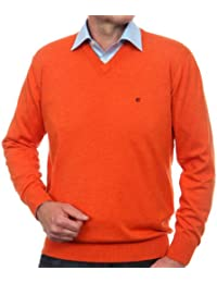 CASAMODA Herren Pullover Regular Fit 004130/471