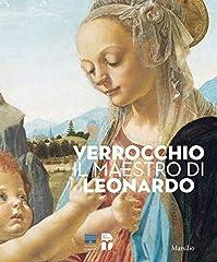Idea Regalo - Verrocchio, il maestro di Leonardo. Catalogo della mostra (Firenze, 8 marzo-14 luglio 2019). Ediz. illustrata