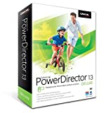 CyberLink PowerDirector 13 Deluxe [Download]