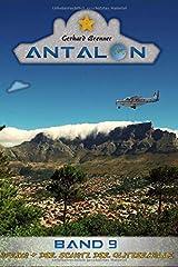 Afrika & der Schatz der Glitzerhalle (Antalon, Band 9) Taschenbuch