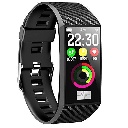 SZHAIYU Bluetooth IP68 Wasserdichte Smart Watch Armband EKG Herzfrequenz Blutdruck Monitor Fitness Tracker Sport Smartwatch Armband