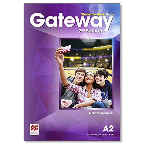 GATEWAY A2 Sb Pk 2nd Ed (Gateway 2nd Edition) por D. SPENCER