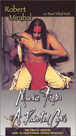 music-from-a-painted-cave-native-american-pueblo-ntsc-usa-import-vhs-pbs-special-with-10-minutes-bon
