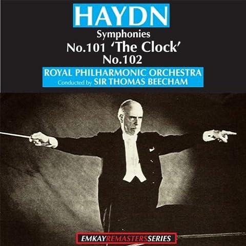 Symphony No.101 in D, 'The Clock': I. Adagio- Presto