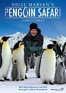 Nigel Marvin's Penguin Safari - Complete Series [DVD]