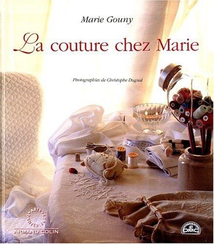 La couture chez Marie