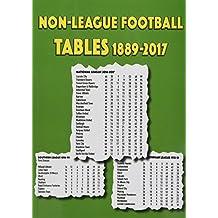 Non-League Football Tables 1889-2017