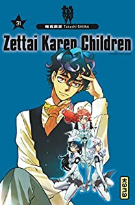 Zettai Karen Children Edition simple Tome 31