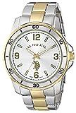 Best U.S. Polo Assn. Of 2 Tones - U.S. Polo Assn. Classic Men's USC80297 Two-Tone Watch Review