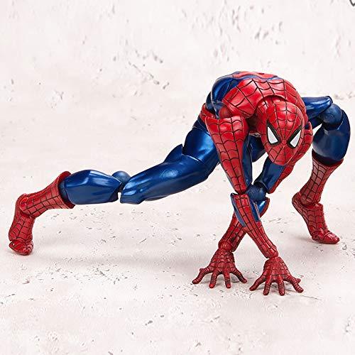 WYZBD El Milagro Mapa acción Toy Spider-Man, Que