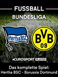 Das komplette Spiel: Hertha BSC gegen Borussia Dortmund