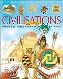 Telecharger Livres Les Civilisations du soleil (PDF,EPUB,MOBI) gratuits en Francaise