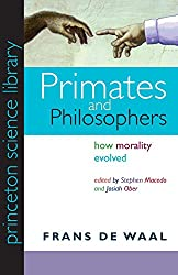 Primates and Philosophers: How Morality Evolved (Princeton Science Library (Paperback))