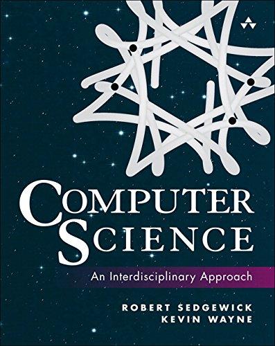 Computer Science: An Interdisciplinary Approach