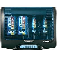 Voltcraft P600 chargeur de piles professionnel avec LCD écran