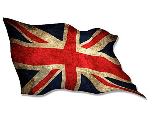 Stile VINTAGE, motivo: bandiera del Galles '(Regno Unito)