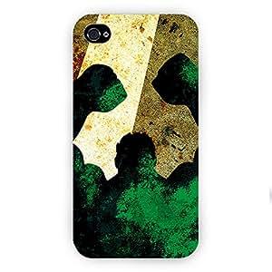 EYP Superheroes Hulk Back Cover Case for Apple iPhone 4S