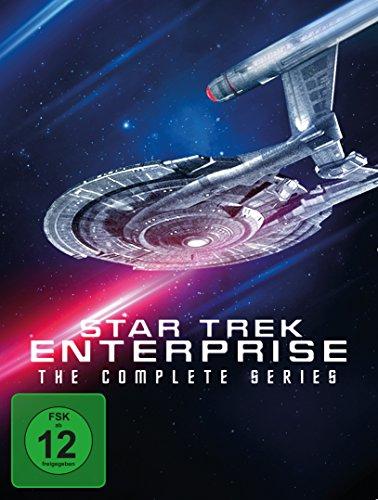 Star Trek - Enterprise - Complete Boxset [27 DVDs] Serie Sub-box