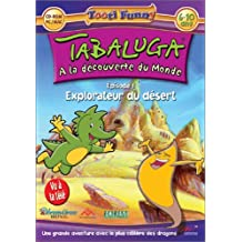 Tabaluga : Explorateur du désert