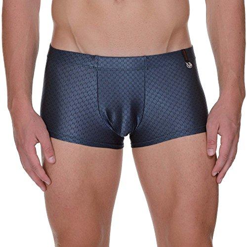 Bruno Banani Herren Shorts Hipshort Utopian, Grau (Anthrazit 003), XX-Large