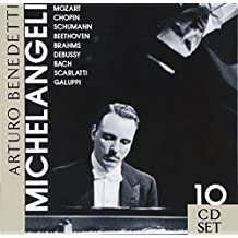 Arturo Benedetti Michelangeli Plays Beethoven ,Chopin, Ravel
