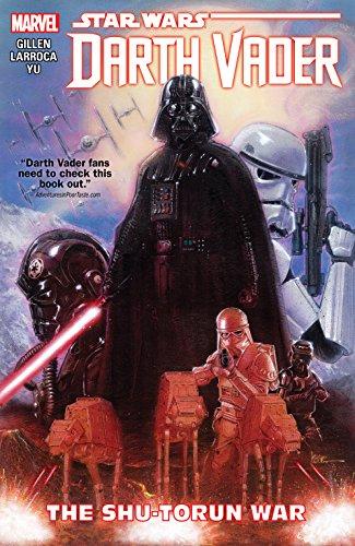 Star Wars: Darth Vader Vol. 3: The Shu-Torun War (Darth Vader (2015-2016)) (English Edition) por Kieron Gillen