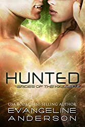 Hunted: (Alien-vampire sci-fi romance) (Brides of the Kindred Book 2) (English Edition)