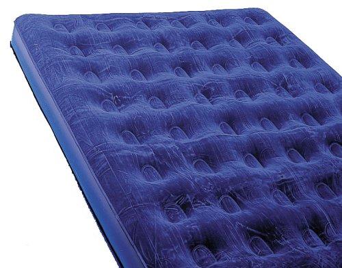 WEHNCKE Premium-Luftbett 185x97 cm, aufblasbares Gästebett - Gästebett Aerobed