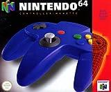 Nintendo 64 - Controller blau -