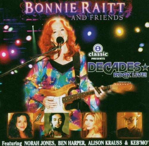 Preisvergleich Produktbild Bonnie Raitt and Friends (CD+DVD)