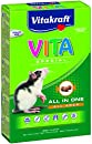Vitakraft Vita Special All in One, Hauptfutter für Ratten, 600 g Packung (1 x 600 g)