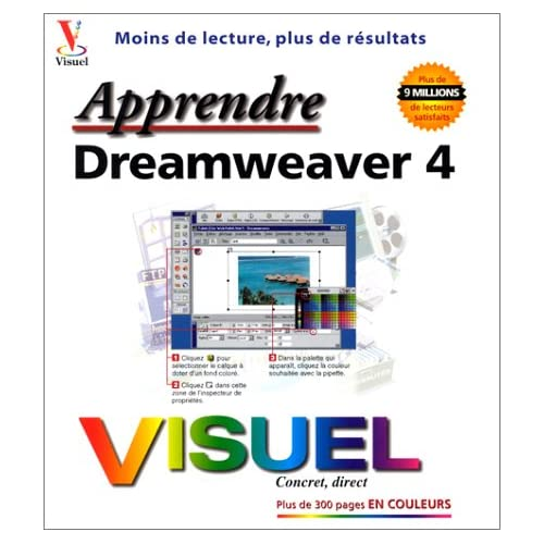 Apprendre Dreamweaver 4