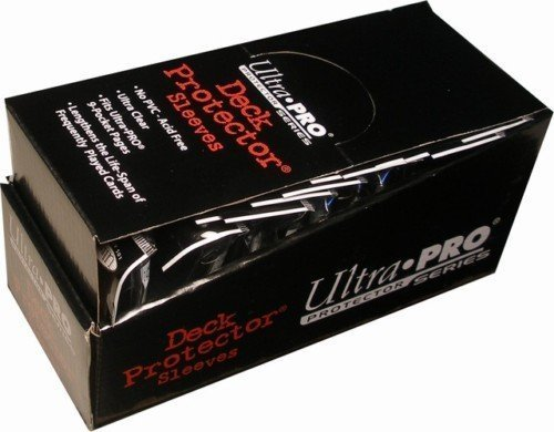 Preisvergleich Produktbild Ultra Pro PRO-MATTE SMALL (600 Count) White Deck Protector Sleeves - YuGiOH 10 Pack Box/Case by Pro-Matte Small