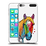 Head Case Designs Offizielle Duirwaigh Pferd Tiere Soft Gel Hülle für Apple iPod Touch 5G 5th Gen