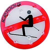 Icetools–Crown protección Antideslizante para Snowboard Ski Talla:Talla única