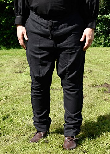 Battle Merchant - Pantalon - Homme noir Schwarz Schwarz