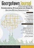 Georgetown Journal of International Affairs: International Engagement on Cyber V (2016-01-19)