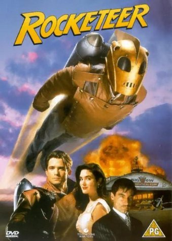 Rocketeer [DVD] [1991] by Billy Campbell