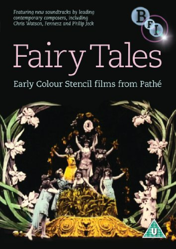 Stencil Film (Fairy Tales: Early Colour Stencil films from Pathé [DVD] [UK Import])