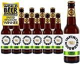 Infinite Session Bière sans alcool (Pale Ale, caisse de 12 bouteilles)