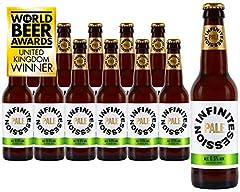 Idea Regalo - Infinite Session Birra senza alcol (Pale Ale, confezione da 12 bottiglie)