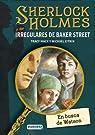 SHERLOCK HOLMES y los irregulares de Baker Street. En busca de Watson par Citrin  Michael