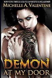 Demon at My Door by Michelle A Valentine (2013-03-05)