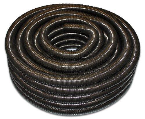 Newsbenessere.com 51FSgsM9GUL (1,5 3,81 cm, 40 mm, colore: nero, con scatola in cartone, per stagni e laghetti, con tubo, lunghezza: 5 m, alta qualità, marchio Merlett Vinilflex