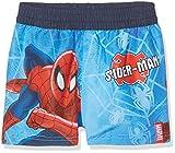 DC Comics Spiderman, Pantaloncini Bambino, Blue, 2-3 Anni
