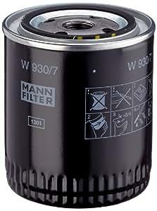 Mann Filter W9307 Ölfilter