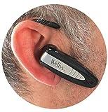 Hörverstärker Bluelook Design Inkl. drei verschieden großen Ohrpfropfen und einem Adapter zum Wiederaufladen