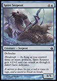 Magic: the Gathering - Spire Serpent - Mirrodin Besieged - Foil by Magic: the Gathering